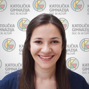 Marina Matićmagistra matematike i informatike