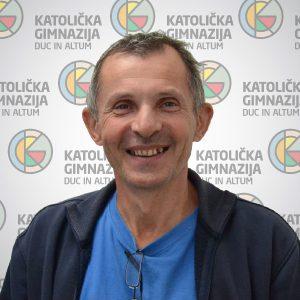 Vlado Bošnjaković, domar