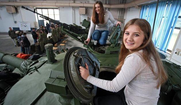 Dan otvorenih vrata hrvatskog vojnog učilista